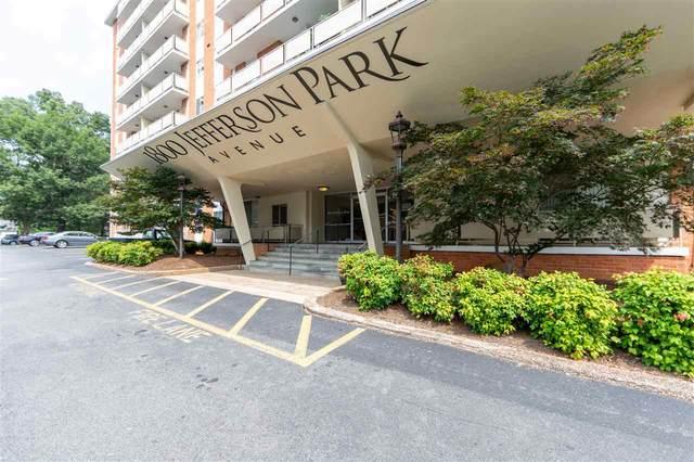 1800 Jefferson Park Ave #706, CHARLOTTESVILLE, VA 22903 (MLS #601873) :: Jamie White Real Estate