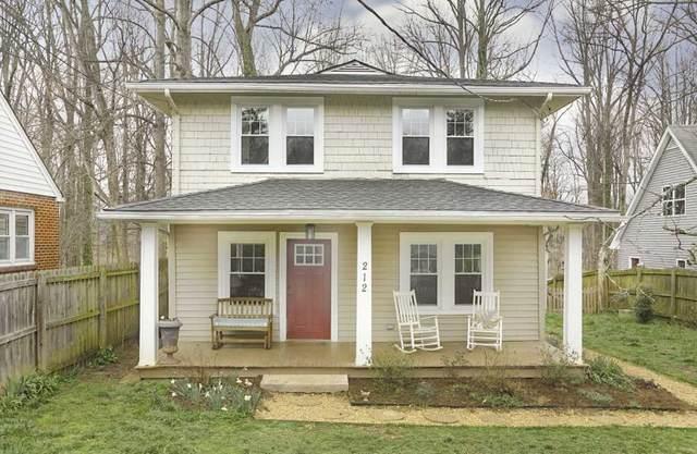 212 Monte Vista Ave, CHARLOTTESVILLE, VA 22903 (MLS #601882) :: Real Estate III