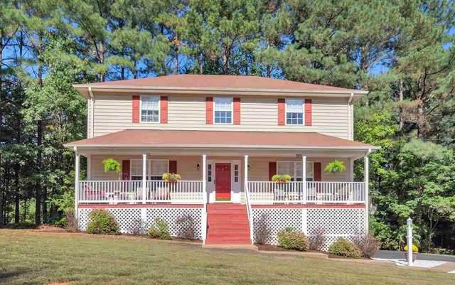 100 Fir Tree Ln, BARBOURSVILLE, VA 22923 (MLS #601885) :: Jamie White Real Estate