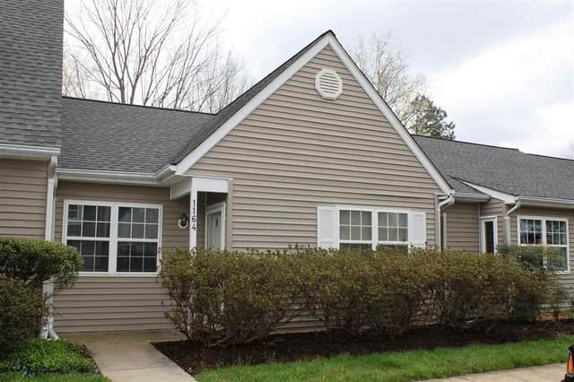 1164 Rose Arbor Ct, CHARLOTTESVILLE, VA 22901 (MLS #601897) :: Real Estate III