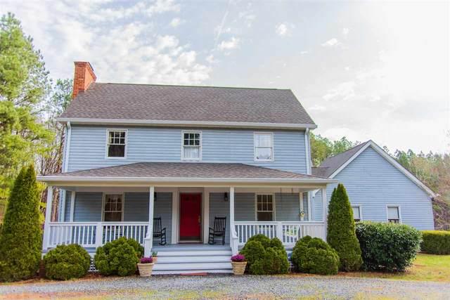 12570 James Madison Hwy, Palmyra, VA 22963 (MLS #601910) :: Real Estate III