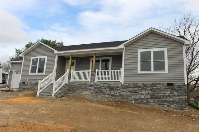 917 Greendale Rd, HARRISONBURG, VA 22801 (MLS #601911) :: Real Estate III