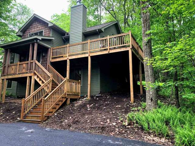 280 Fawn Ridge Dr, Roseland, VA 22958 (MLS #601934) :: Real Estate III