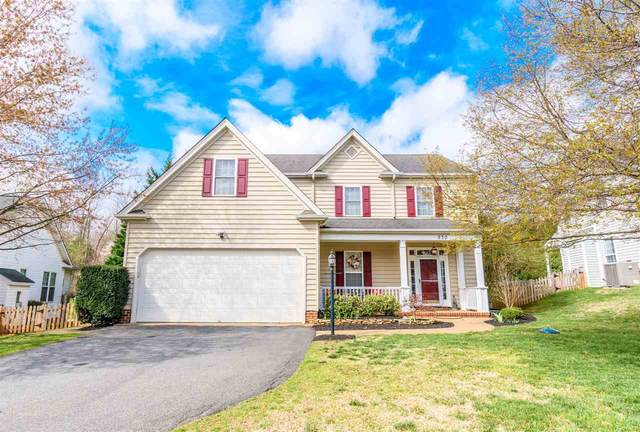 930 Canvas Back Dr, CHARLOTTESVILLE, VA 22903 (MLS #601938) :: Real Estate III