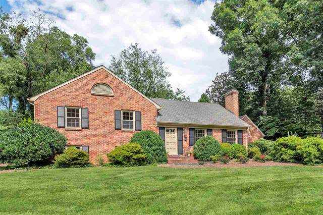 1861 Field Rd, CHARLOTTESVILLE, VA 22903 (MLS #601960) :: KK Homes