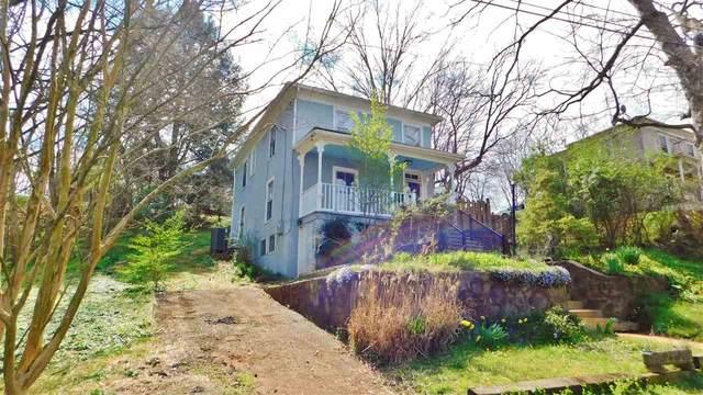 1718 E Market St, CHARLOTTESVILLE, VA 22902 (MLS #601964) :: KK Homes