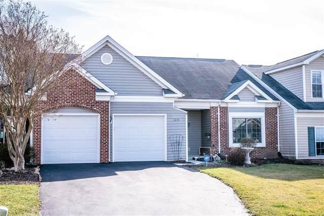 1214 Wordsworth Ct, HARRISONBURG, VA 22802 (MLS #601966) :: KK Homes