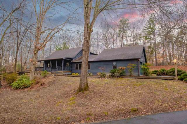 3918 Lakewood Dr, BARBOURSVILLE, VA 22923 (MLS #601983) :: Jamie White Real Estate