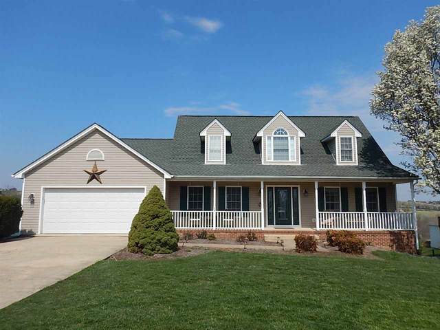 90 Emerald Hill Dr, Fishersville, VA 22939 (MLS #602003) :: Jamie White Real Estate