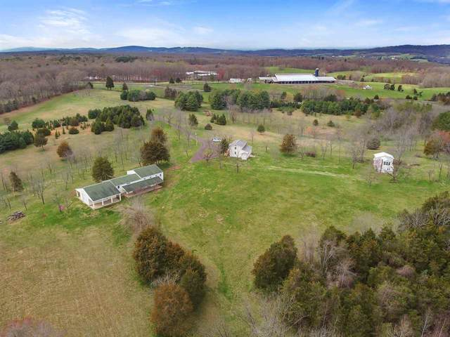 9091 Zachary Taylor Highway, Unionville, VA 22567 (MLS #602008) :: Real Estate III