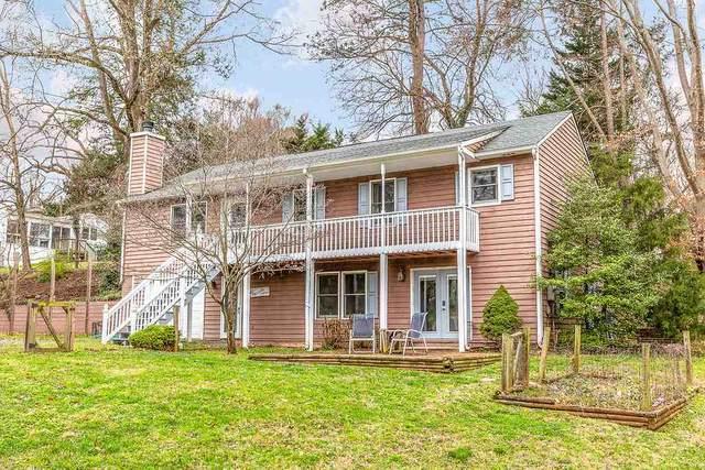 505 Park Hill, CHARLOTTESVILLE, VA 22902 (MLS #602032) :: Real Estate III
