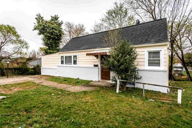 587 Hawkins St, HARRISONBURG, VA 22801 (MLS #602039) :: Real Estate III
