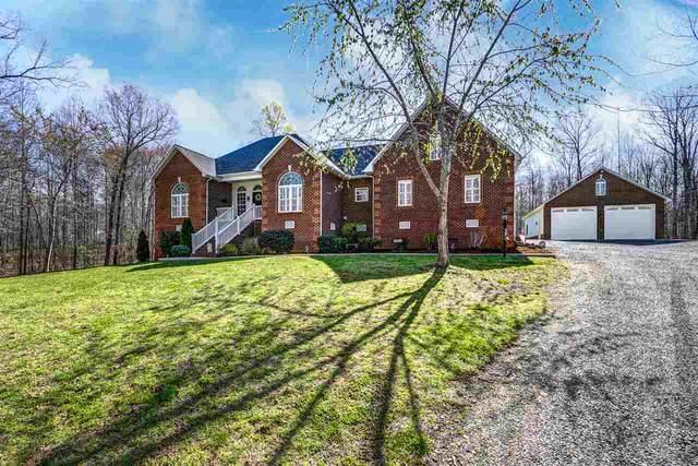 77 Walnut Ln, LOUISA, VA 23093 (MLS #602047) :: Real Estate III