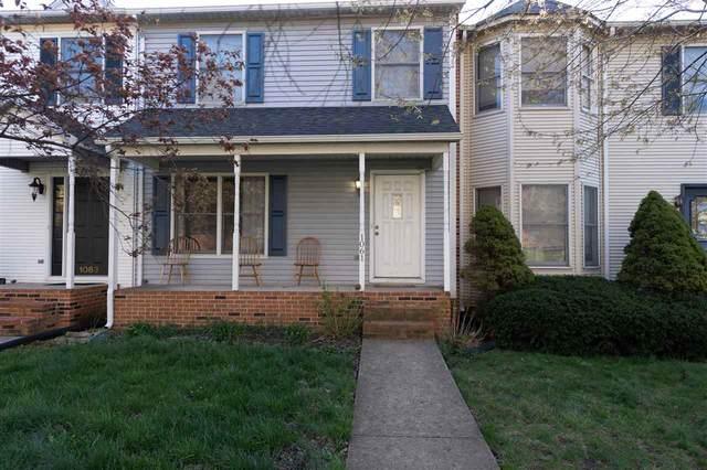1061 Blue Ridge Dr, HARRISONBURG, VA 22802 (MLS #602062) :: Real Estate III