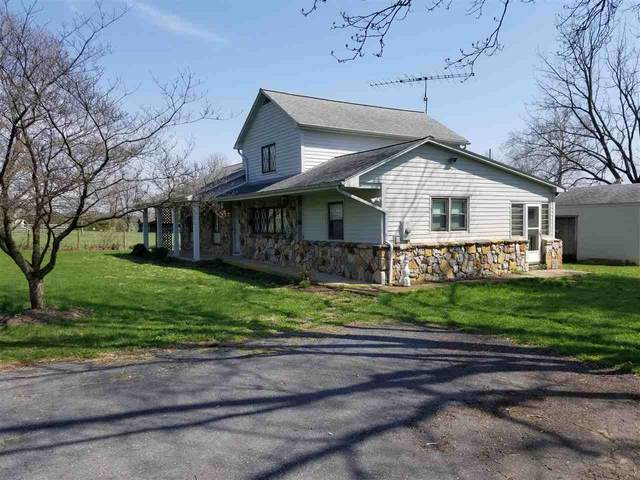 215 Mossy Creek Rd, Mount Solon, VA 22843 (MLS #602065) :: KK Homes