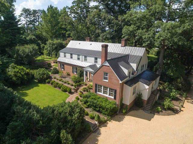 3972 Ivy Rd, CHARLOTTESVILLE, VA 22903 (MLS #602074) :: Jamie White Real Estate