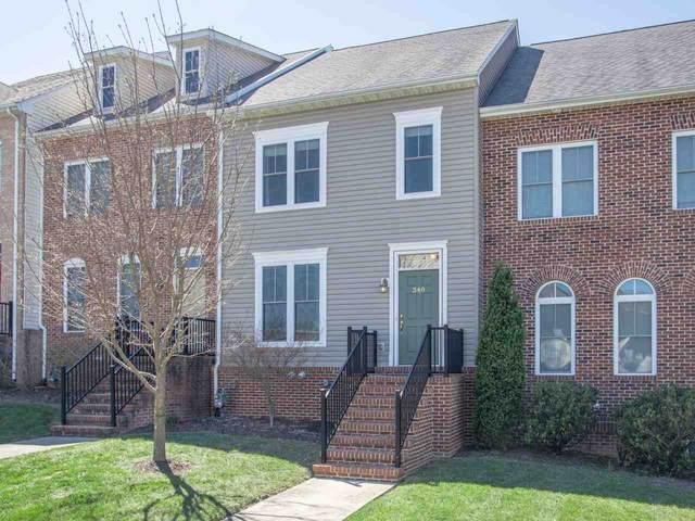 348 Blue Stone Hills Dr, HARRISONBURG, VA 22801 (MLS #602097) :: Real Estate III