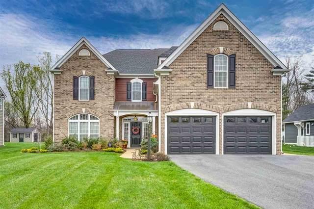 938 Park Ridge Dr, Crozet, VA 22932 (MLS #602129) :: Real Estate III