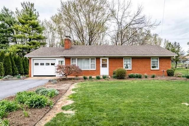 2246 John Wayland Hwy, HARRISONBURG, VA 22801 (MLS #602131) :: Real Estate III