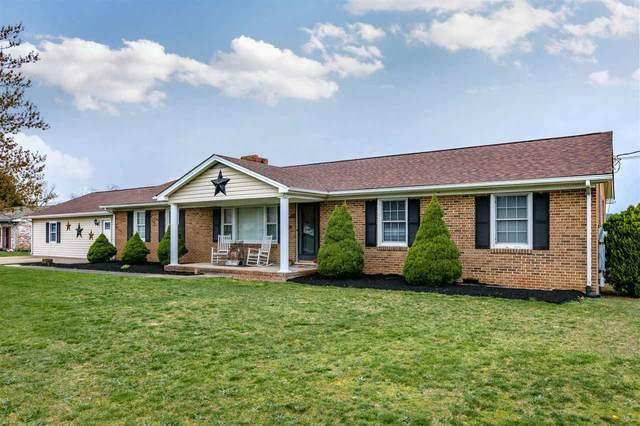 2562 East Side Hwy, Crimora, VA 24431 (MLS #602132) :: Real Estate III