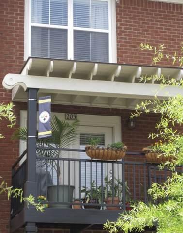 1625 Elmwood Ct #203, CHARLOTTESVILLE, VA 22903 (MLS #602140) :: Real Estate III
