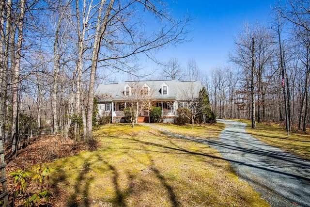 582 Springhill Rd, GORDONSVILLE, VA 22942 (MLS #602141) :: Real Estate III