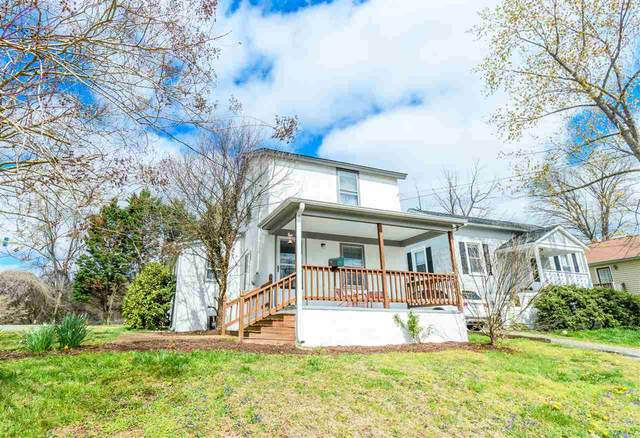 1205 Grove St, CHARLOTTESVILLE, VA 22903 (MLS #602144) :: Real Estate III