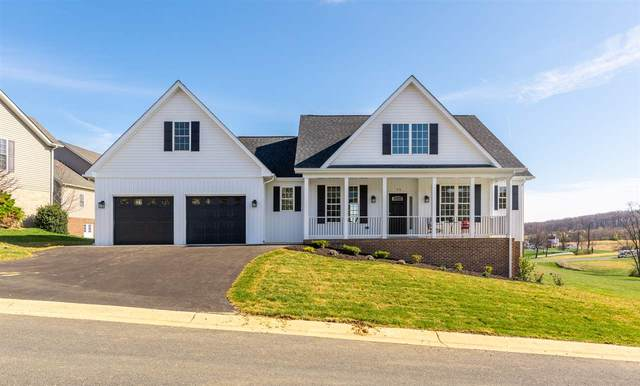 40 Whispering Oaks Dr, STAUNTON, VA 24401 (MLS #602152) :: KK Homes
