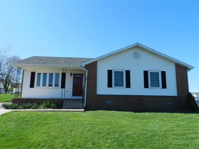 154 First St, BROADWAY, VA 22815 (MLS #602157) :: Real Estate III