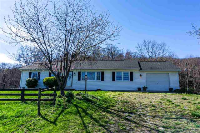 8263 Frank Lane Rd, SINGERS GLEN, VA 22850 (MLS #602164) :: Real Estate III