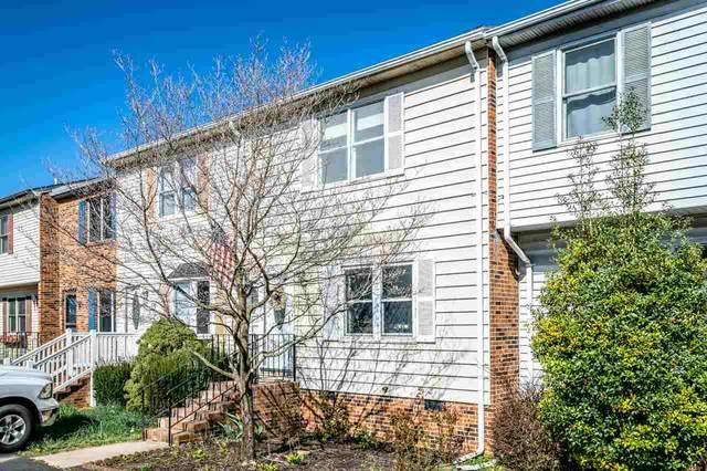 861 Vine St, HARRISONBURG, VA 22802 (MLS #602167) :: Real Estate III