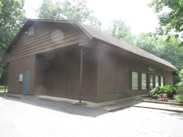 208 Little Calf Pasture Hwy, Swoope, VA 24479 (MLS #602169) :: KK Homes