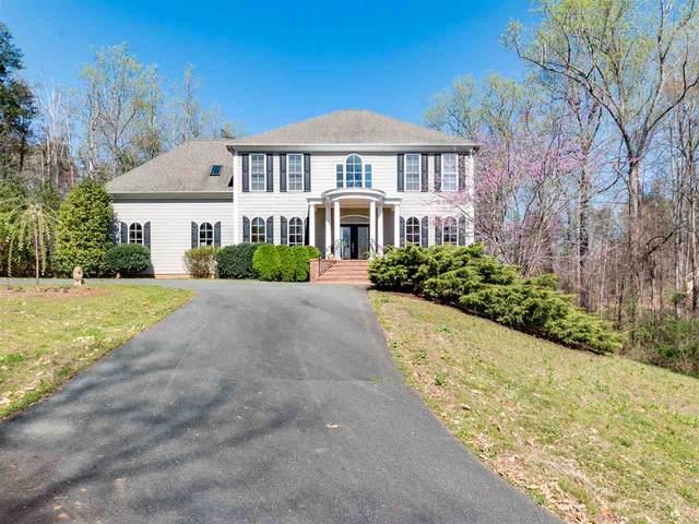 2420 Redbud Ln, CHARLOTTESVILLE, VA 22911 (MLS #602177) :: Real Estate III