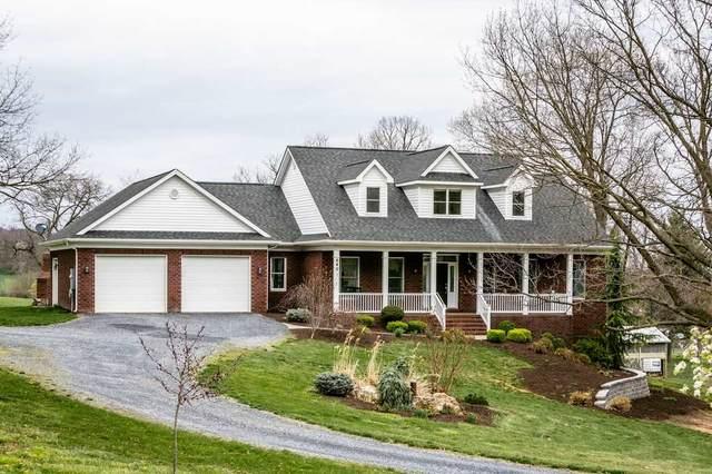 640 Dale Enterprise Rd, Dayton, VA 22821 (MLS #602178) :: Real Estate III