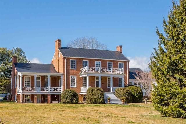 3712 Taylor Spring Ln, ROCKINGHAM, VA 22801 (MLS #602184) :: Real Estate III
