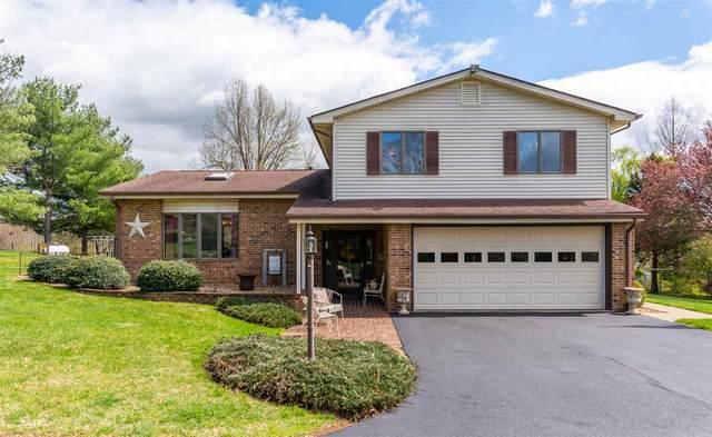 221 Bald Rock Rd, Verona, VA 24482 (MLS #602185) :: Real Estate III