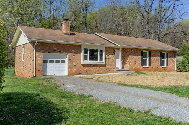176 Red Hill Rd, ORANGE, VA 22960 (MLS #602189) :: Real Estate III
