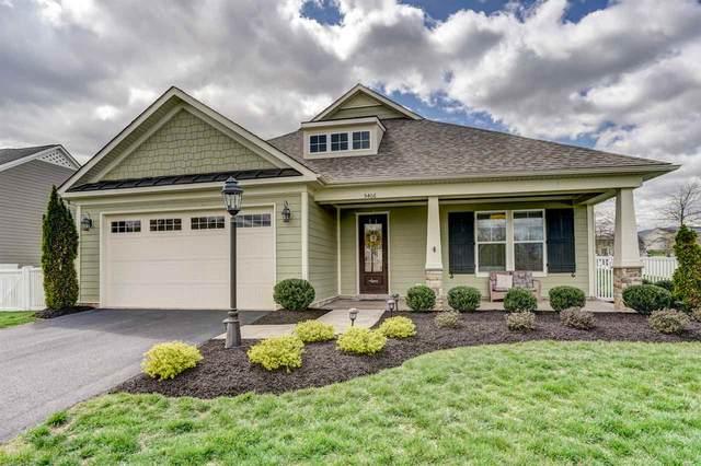 5406 Cardinal Crest Ct, Crozet, VA 22932 (MLS #602204) :: Jamie White Real Estate