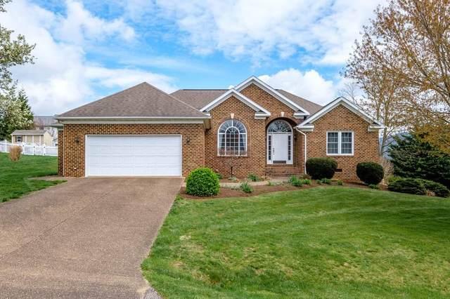 580 Confederacy Dr, Penn Laird, VA 22846 (MLS #602206) :: Real Estate III
