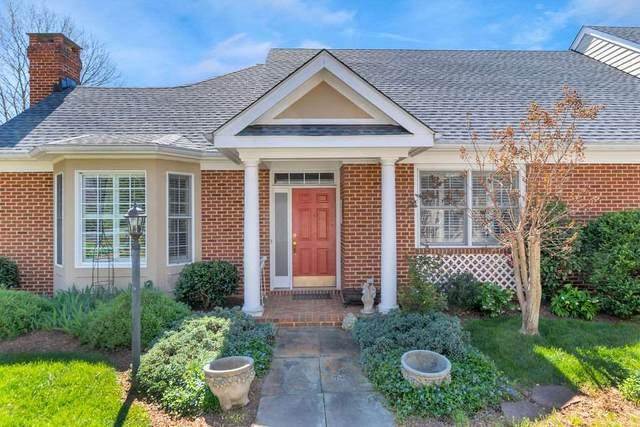 1118 Marion Dr, CHARLOTTESVILLE, VA 22903 (MLS #602208) :: Real Estate III