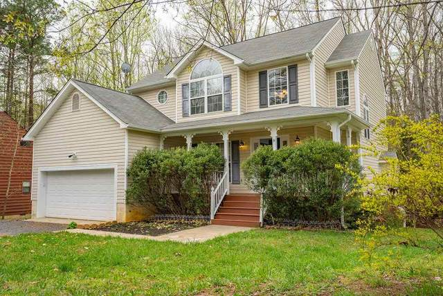 9 Tanglewood Rd, Palmyra, VA 22963 (MLS #602225) :: Real Estate III