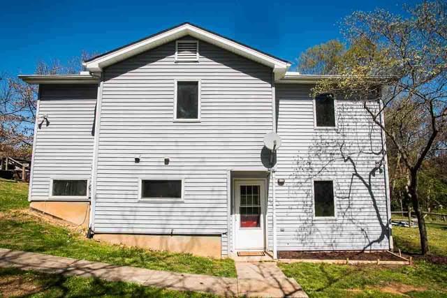 506 7 1/2 ST, CHARLOTTESVILLE, VA 22902 (MLS #602226) :: Real Estate III