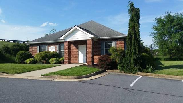 1733 Erickson Ave, HARRISONBURG, VA 22801 (MLS #602242) :: Real Estate III