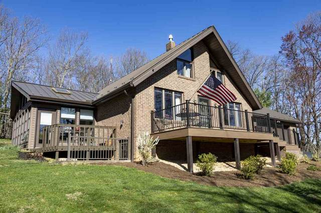 4279 Mountain Valley Rd, KEEZLETOWN, VA 22832 (MLS #602243) :: Real Estate III