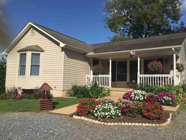 108 N 1ST ST, Shenandoah, VA 22849 (MLS #602244) :: Real Estate III