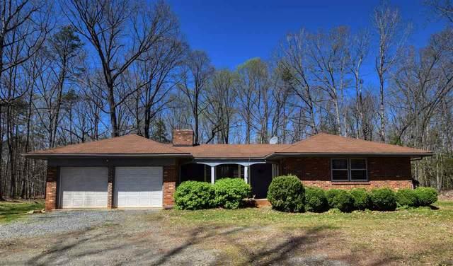 224 Red Hill Trl, GORDONSVILLE, VA 22942 (MLS #602249) :: Jamie White Real Estate