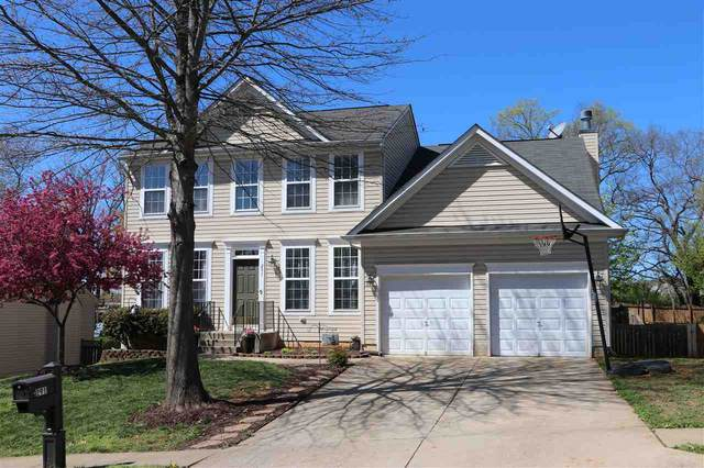 291 Parker Pl, ORANGE, VA 22960 (MLS #602280) :: Real Estate III