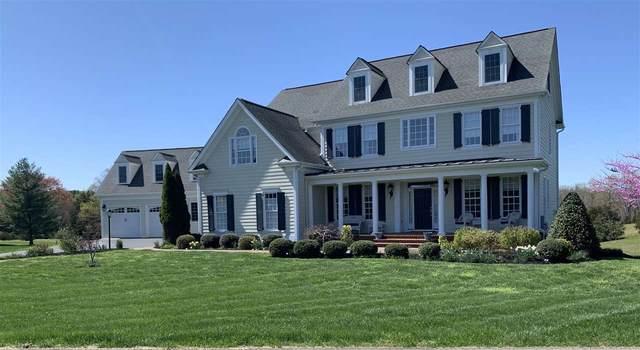 536 Sunrise Ln, Earlysville, VA 22936 (MLS #602281) :: Real Estate III