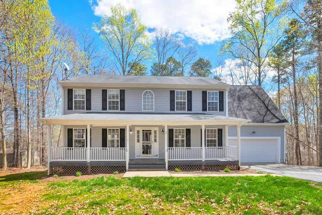 38 Riverside Dr, Palmyra, VA 22963 (MLS #602305) :: Real Estate III