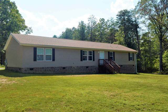1846 Mountain Hill Rd, Palmyra, VA 22963 (MLS #602322) :: Real Estate III